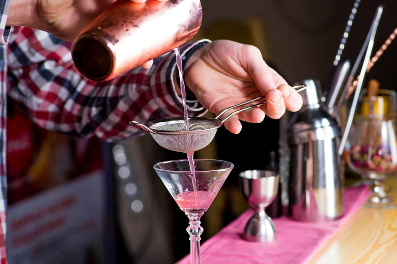 taller de cocteleria para eventos
