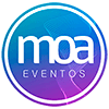 MOA Eventos Logo