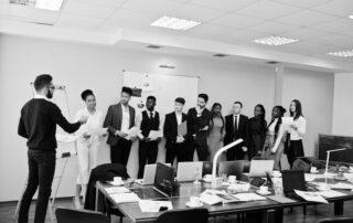 actividades team building en la oficina